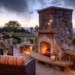 Boulder Gas Fireplace