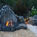 Custom Gas Fire Pits in Denver