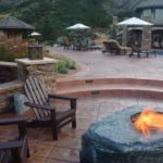 Gas Fire Pit Installation
