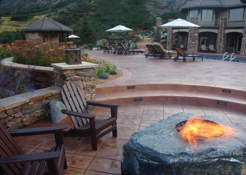 Gas Fire Pits | Greatly Rewarding - Gas Fire Pits Denver CO Quality Family Time Outside
