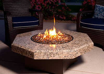 Custom Gas Fire Pits Denver - Custom Gas Fire Pits Denver Metro