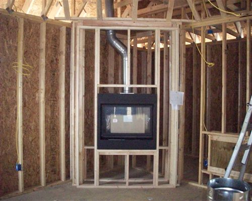 Gas fireplace installation in the Denver Metro area and surrounding mountain communities. Many times a person likes the idea of a gas fireplace installation