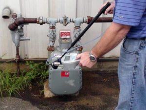 gas leak emergency Denver