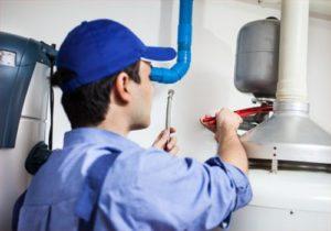gas plumber