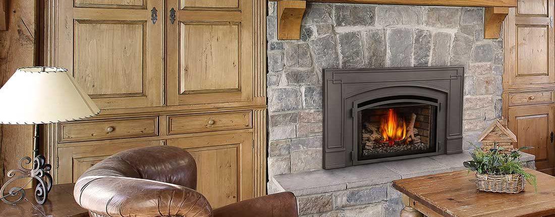 Miraculous Gas Fireplace Insert Vs Wood Burning Installation Download Free Architecture Designs Scobabritishbridgeorg