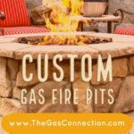 custom gas fire pits denver co